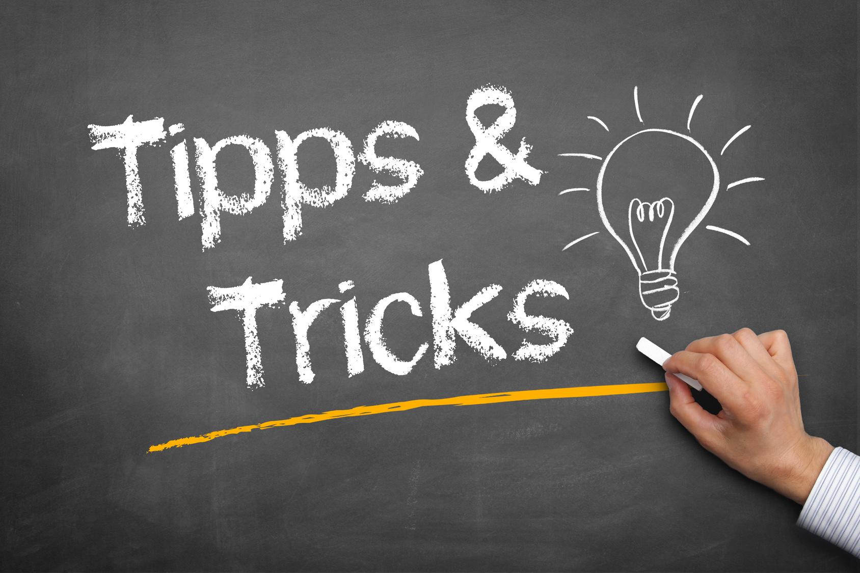 Rheuma: Tipps und Tricks