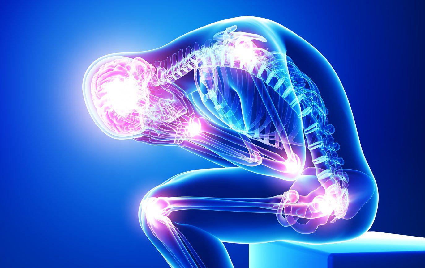 Rheuma: Gelenkschmerz, entzündete Gelenke