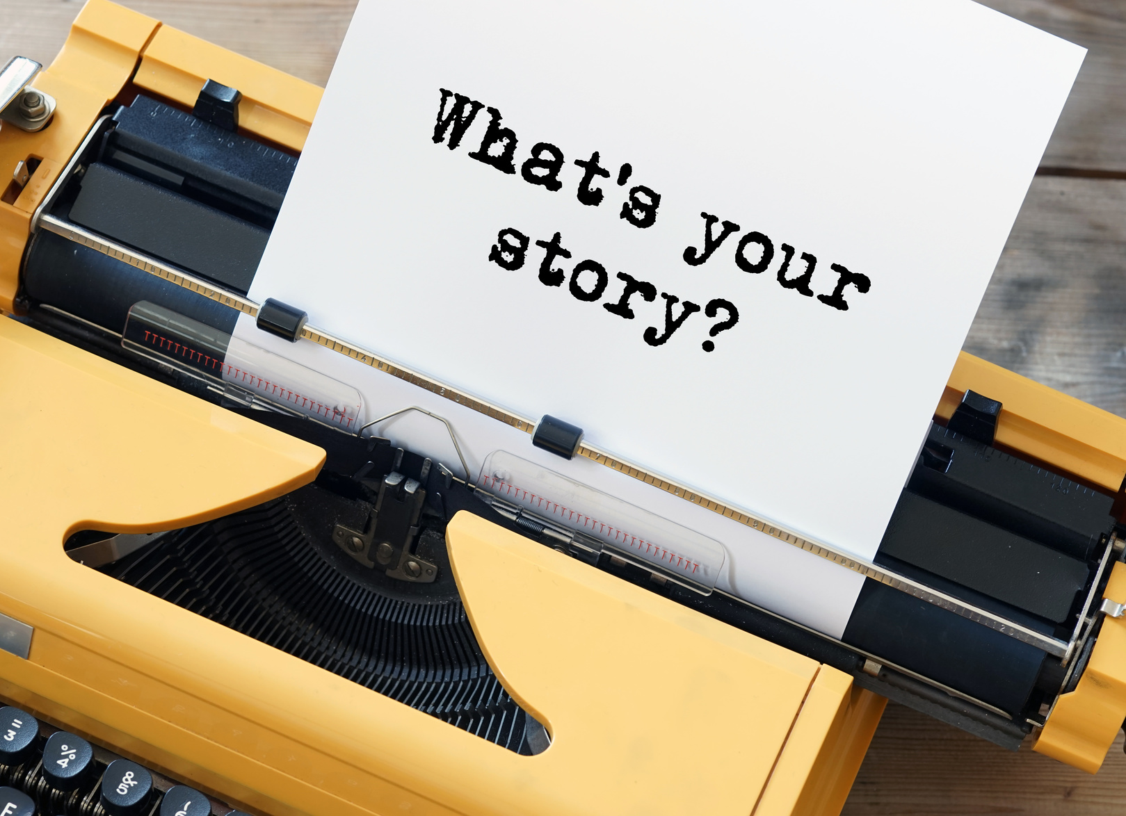 Rheuma: What's your story?